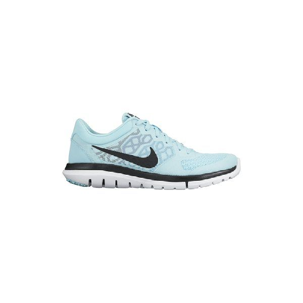 2494eda84e19 Women s Nike Flex Run 2015 Running Shoe Copa Blue Lagoon Black Size 8.5 M US