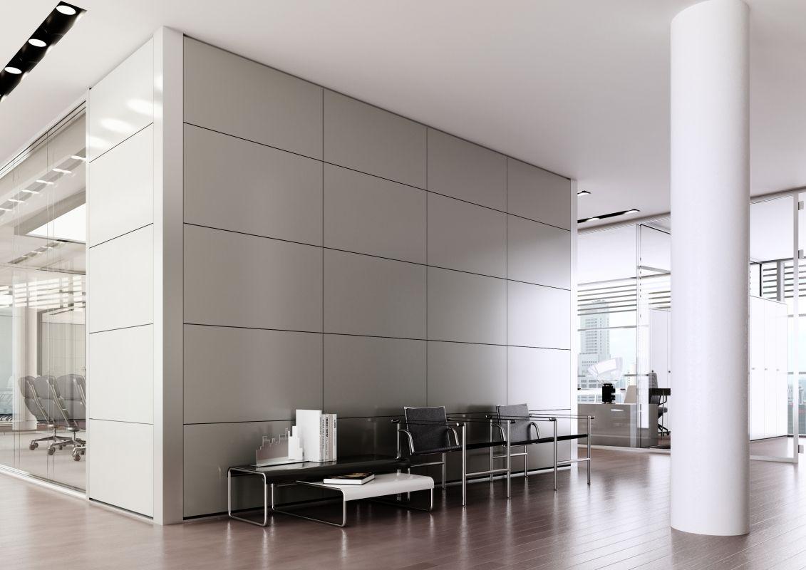 Pannelli Mobili ~ Design degli uffici per mangini pareti mobili arch. gaia miacola