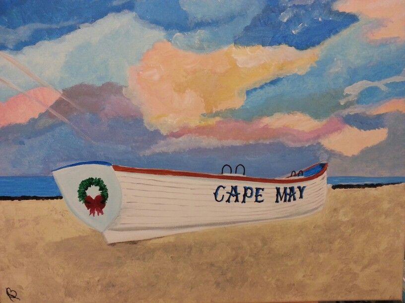 Cape May Lifeboat