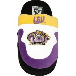 ComfyFeet LSU Tigers Slip On Slippers