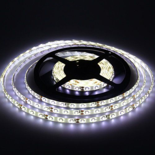 Cmyk Led Strip Light Cold White Waterproof Led Flexible Light Strip 12v With 300 Smd Led 3258 16 4 Foo Led Strip Lighting Strip Lighting Led Flexible Strip