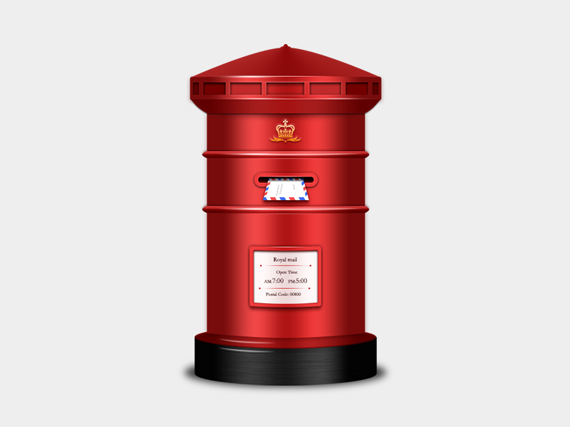 Postbox by tim