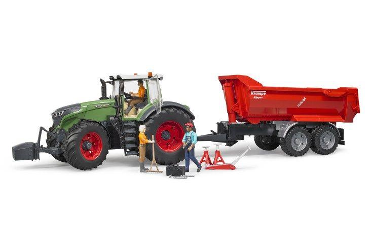 Ein Traktor für´s Kinderzimmer Aktuell wie eh und je
