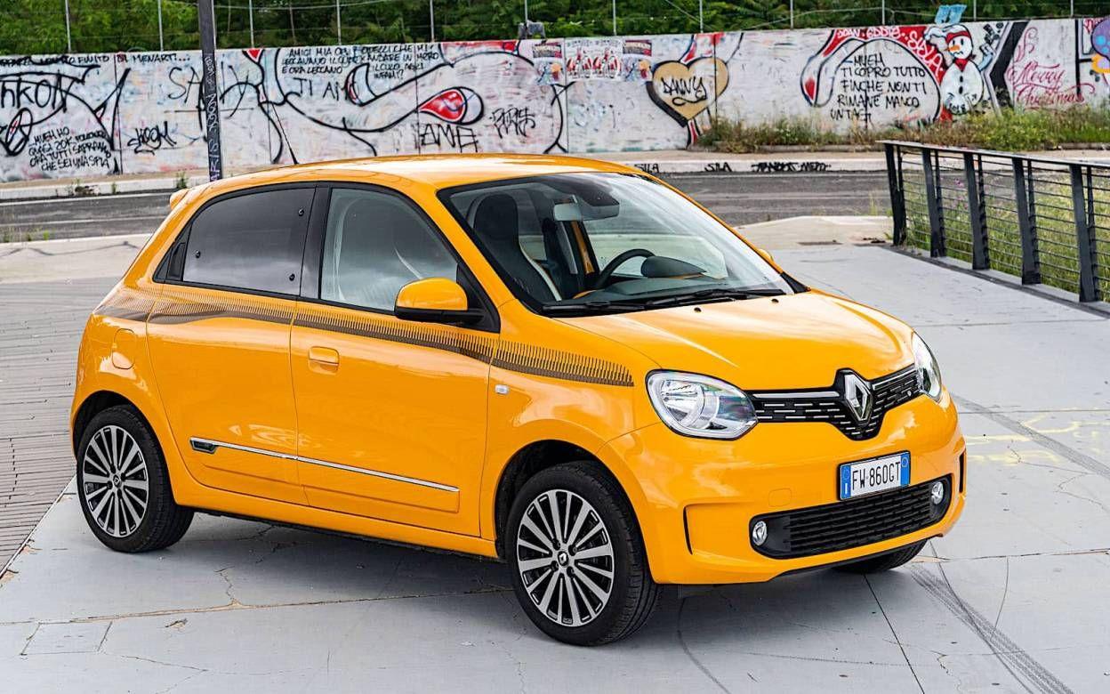 El Renault Twingo Ze Electrico Llegara Este Ano Fotos De Coches