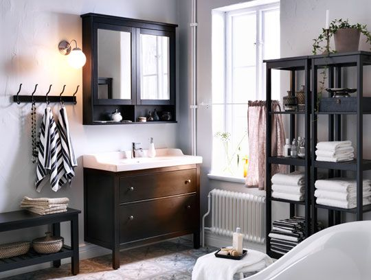 Superb Ikea Hemnes Bathroom