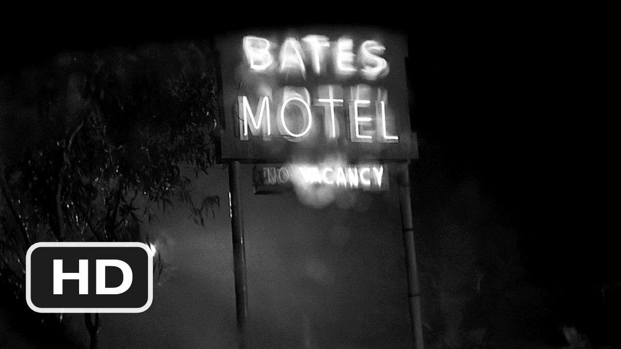 Psycho 1 12 Movie Clip The Bates Motel 1960 Hd Bates Motel Movie Clip Bates