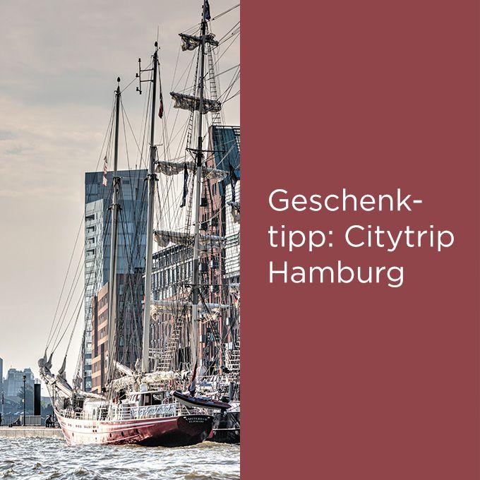 Geschenktipp Weihnachten: Citytrip Hamburg - BAUR & Me Blog
