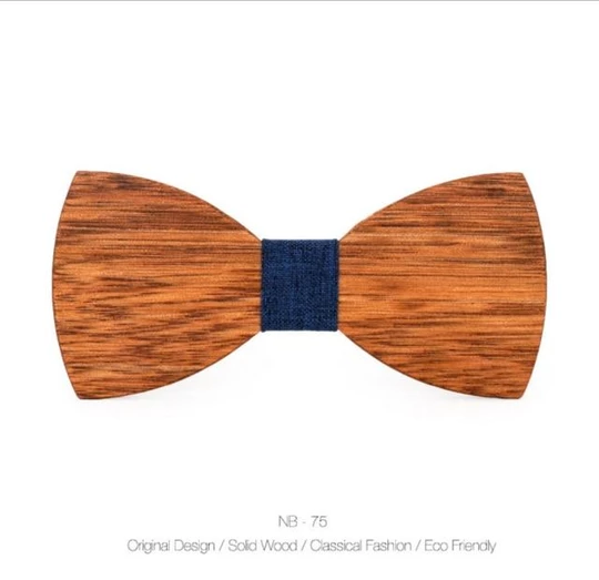 Wood Bow Tie Mens Wooden Bow Ties Party Business Butterfly Cravat Part Eosegal Mens Bow Ties Wooden Bow Bow Tie Party
