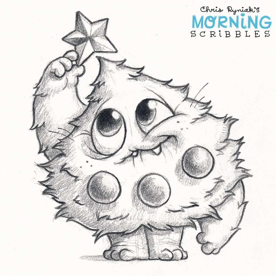 Chris Ryniak Morning Scribbles (With images
