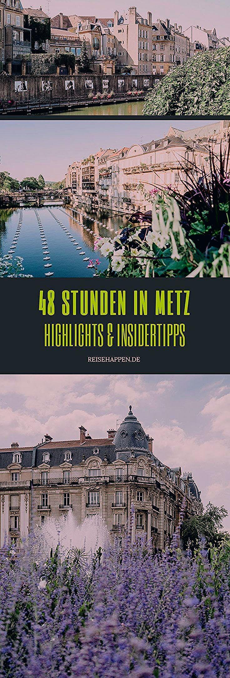 Metz – Tipps für Deinen perfekten Kurztrip nach Lothringen |Reisehappen