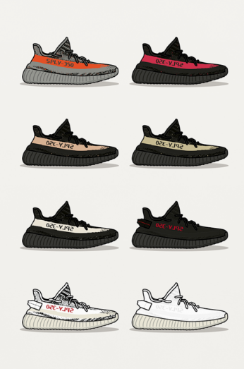 349666d3961d8 YEEZY BOOST 350 V2 COLLECTION https   www.popkicksneakers.com Which one