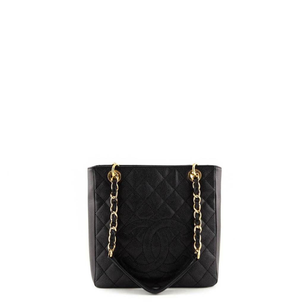 1c8e1bf61e0 Chanel Black Caviar PST GHW. Chanel Black Caviar PST GHW - LOVE that BAG - Preowned  Authentic Designer Handbags