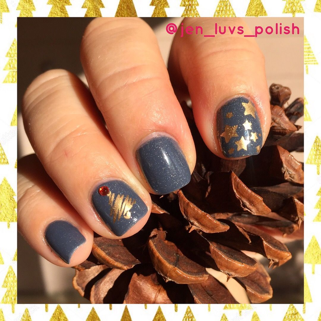Christmas Nail Designs | Nails | Pinterest | Mani pedi, Make up and ...