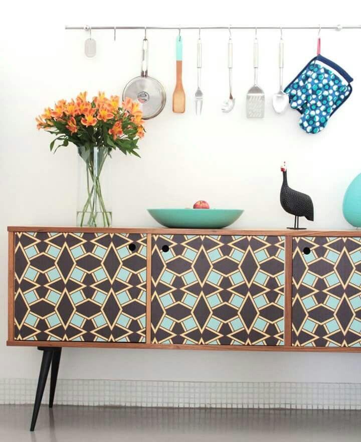 Kitchen Buffet Mid Century Modern Furniture Revisit