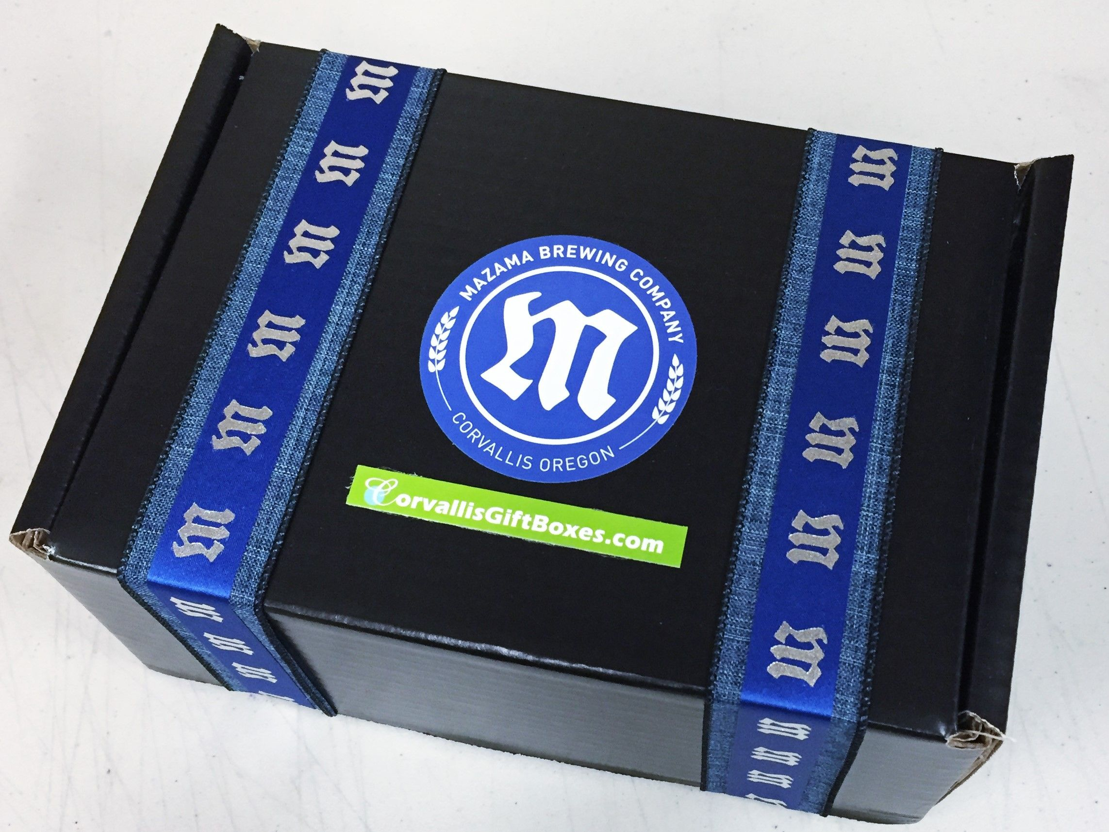 Craft beer gift box - Now Offering Another Option Mini Corvallis Themed Gift Boxes From Corvallisgiftboxes Com And Bellavinogiftbaskets Craft Beergift Boxes
