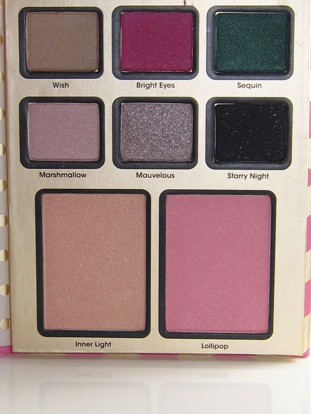 Too Faced Be Merry Bright Set Review Swatches Makeup