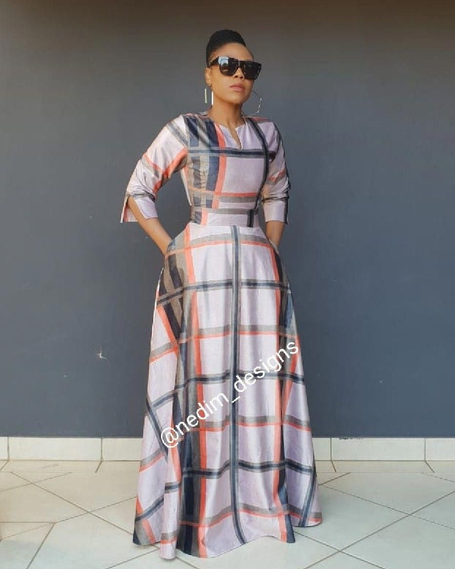 Look At This Classy Traditional African Fashion Traditionalafricanfashion African Print Fashion Dresses African Maxi Dresses African Fashion Dresses