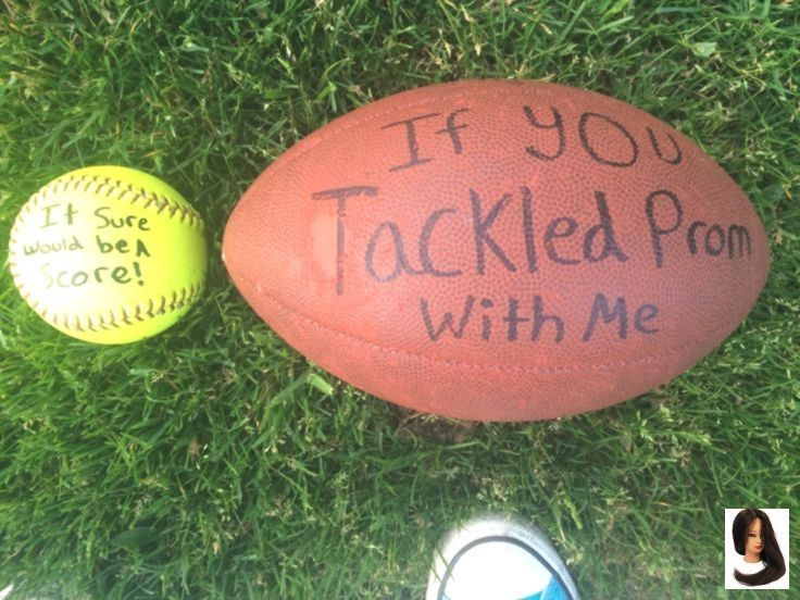 Prom proposal. Softball and soccer player #promproposal Prom proposal. Softball and soccer player #promproposal