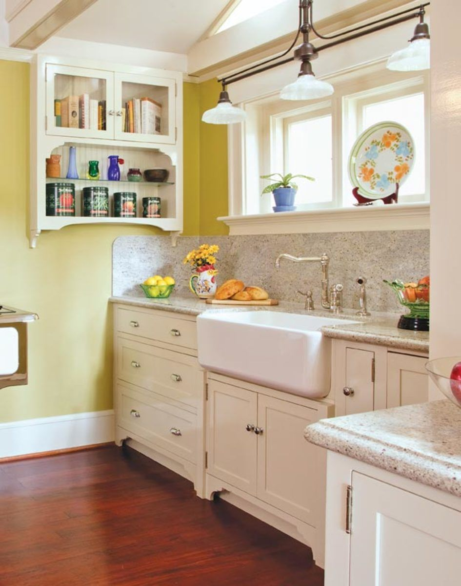 The Best Countertop Choices For Old House Kitchens Vintage