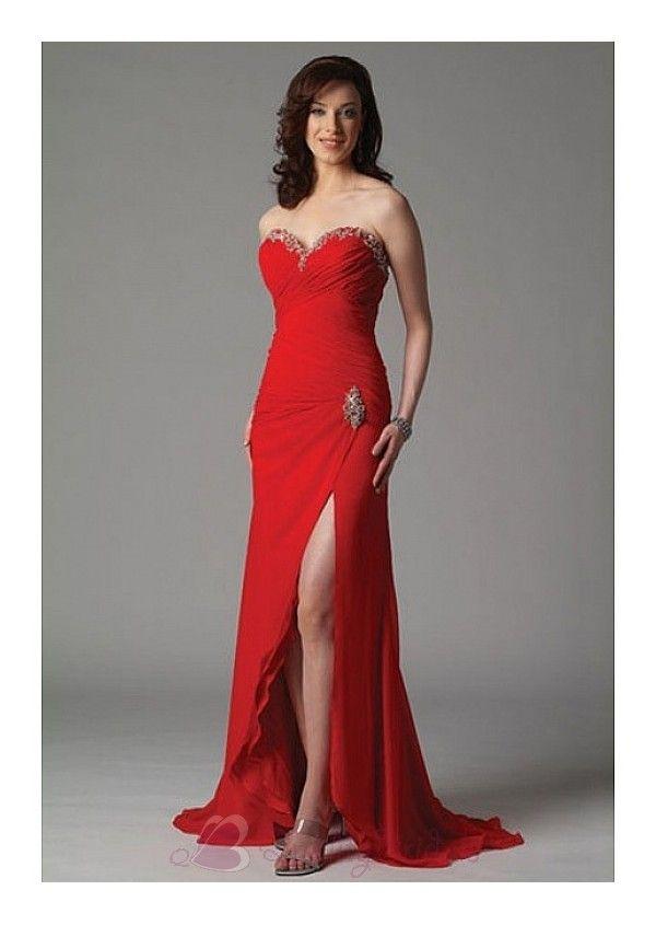 Modelos de vestidos largos para la noche