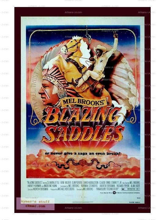 blazing saddles 1974 download