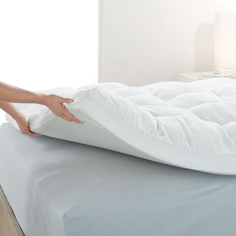 Biosense memory foam mattress topper quartos moveis