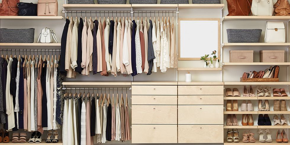 Here Are The Best Closet Systems You Can Find Right Now Closet