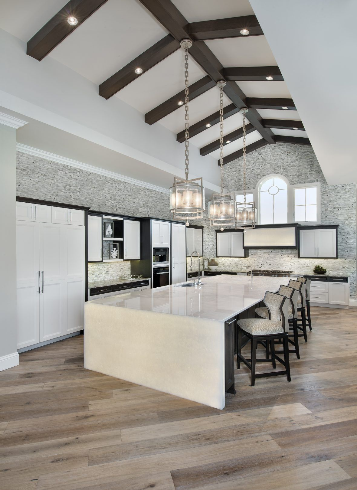 Golf Magazine Dream Home Golf Course Home Build In Naples Outdoor Kitchen Design Home Transitional House