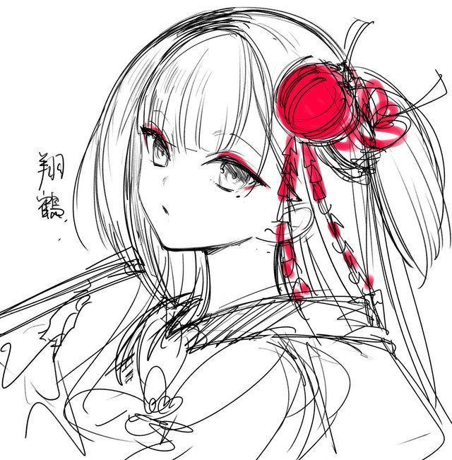 Pin de Mộc lộ Chi thổ hỏa Ly sơn en anime girls | Pinterest | El ...