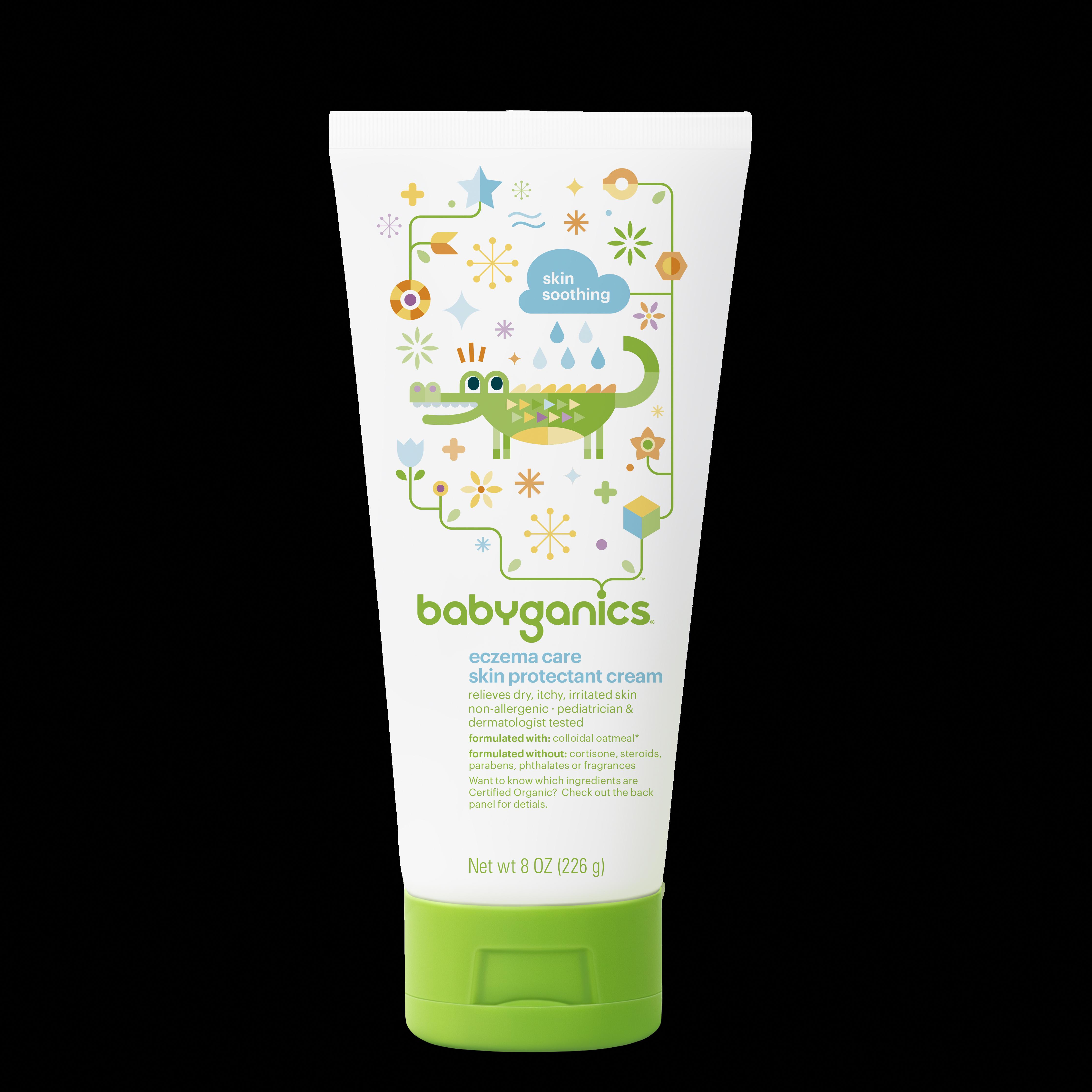 Eczema Lotion 8oz Eczemalotions Eczema Cream Babyganics Skin Protection