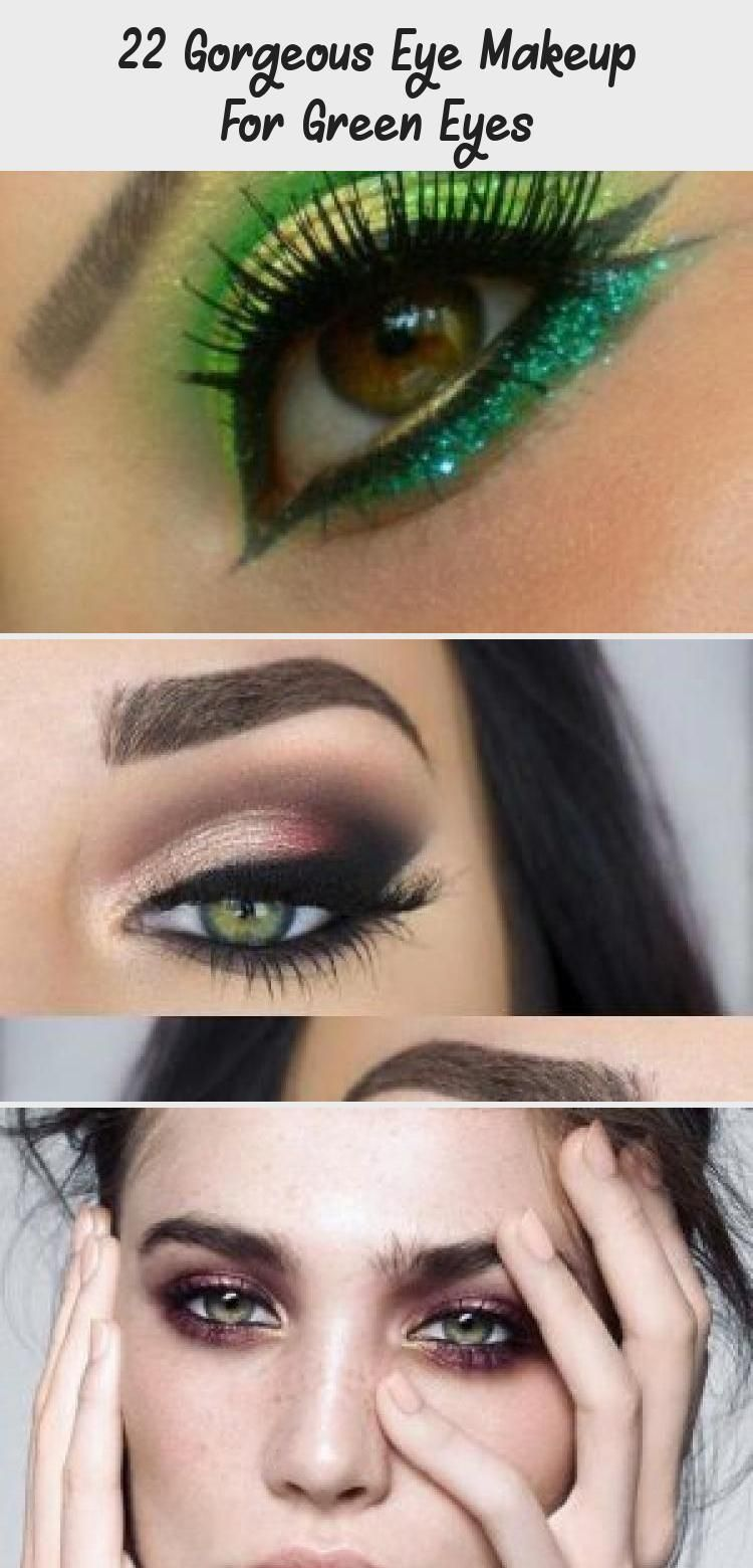 Eye Makeup For Green Eyes Makeup Looks For Green Eyes Part 26