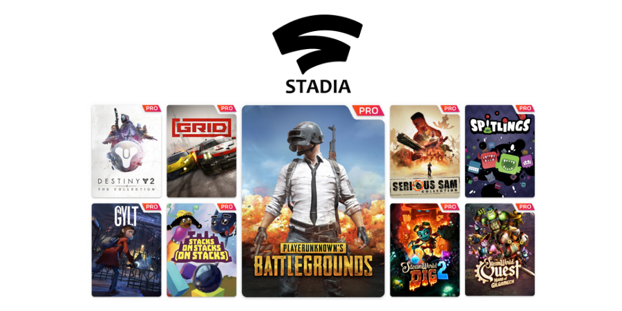 Stadia Pro Gets A Bunch Of New Titles Including Pubg In 2020 Zombie Army Star Wars Jedi Rock Of Ages