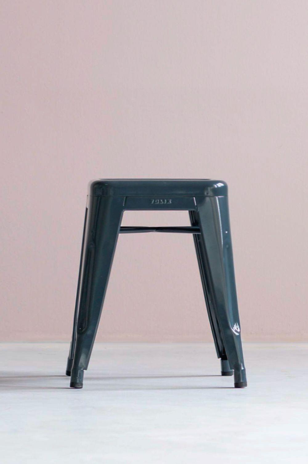 Designikonen Der Tolix Stuhl Und Hocker