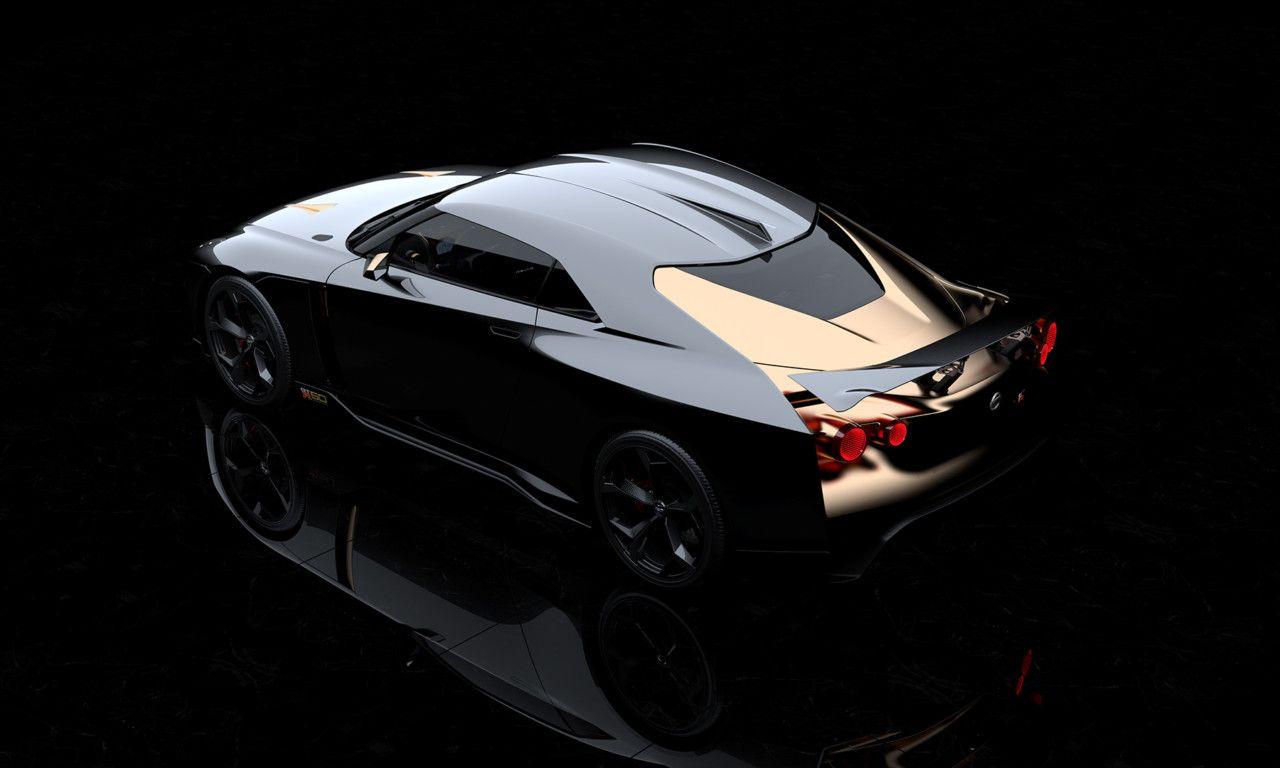 Italdesign Gt R50 2 Design Milk Nissan Gtr Nissan Gt Nissan Gt R