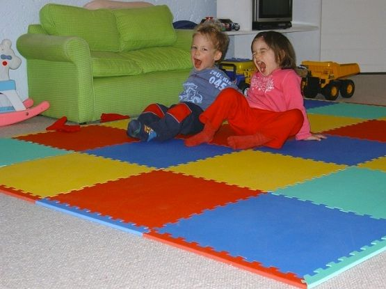 Rubber Floor Mats For Kids