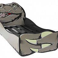 Dinosaur bed frame Design Kids Rooms Pinterest Dinosaur
