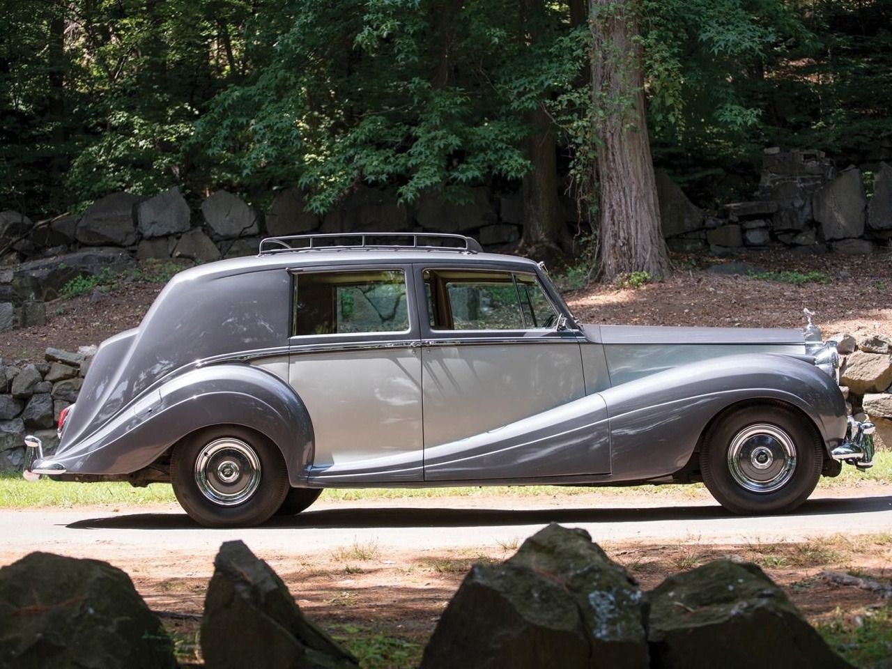 1954 Rolls Royce Silver Wraith For Sale Toronto, Ontario | Classic ...