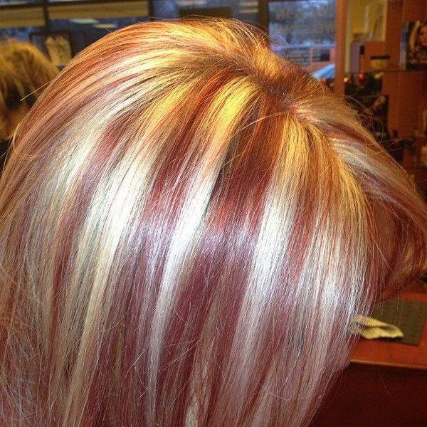 hottest blonde hairstyles