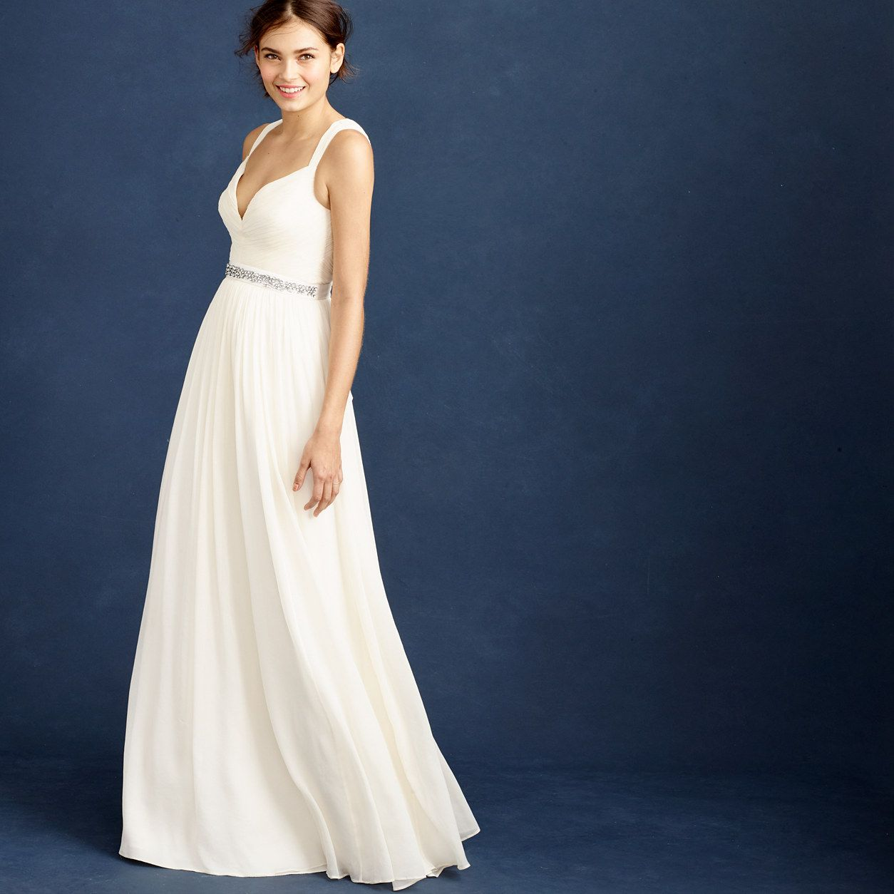 Gigi gown : gowns | J.Crew | Nice Day for a White Wedding ...