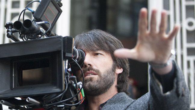Best Director: Ben Affleck ('Argo')