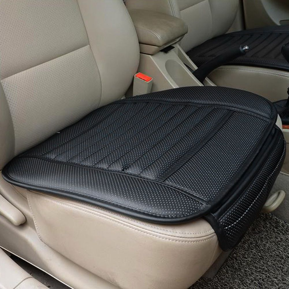 Pu Leather Car Seat Cover Four Seasons Anti Slip Mat Toyota Camry Karpet Mobil Comfort Deluxe 12mm Full Set Cushion Universal Size Protector Accessories