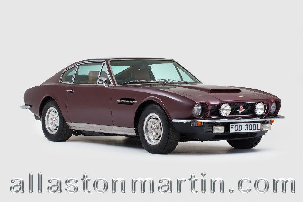 1972 Aston Martin V8 Series Ii Aston Martin V8 Aston Martin Aston Martin For Sale