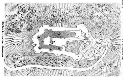 Burg Hohenzollern Hohenzollern Castle Germany Palaces Castle
