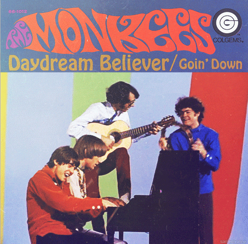 monkees daydream believer/goin' down singles | The monkees, Daydream, Photo  music video