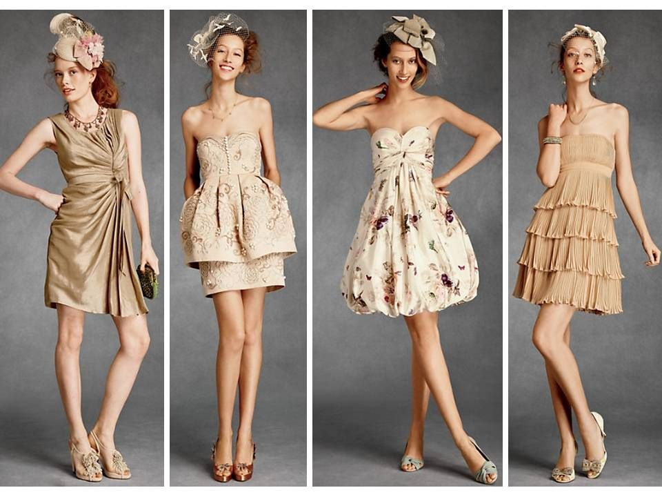 Fabulous Ideas for Vintage Style Bridesmaid Dresses | Bridesmaid ...