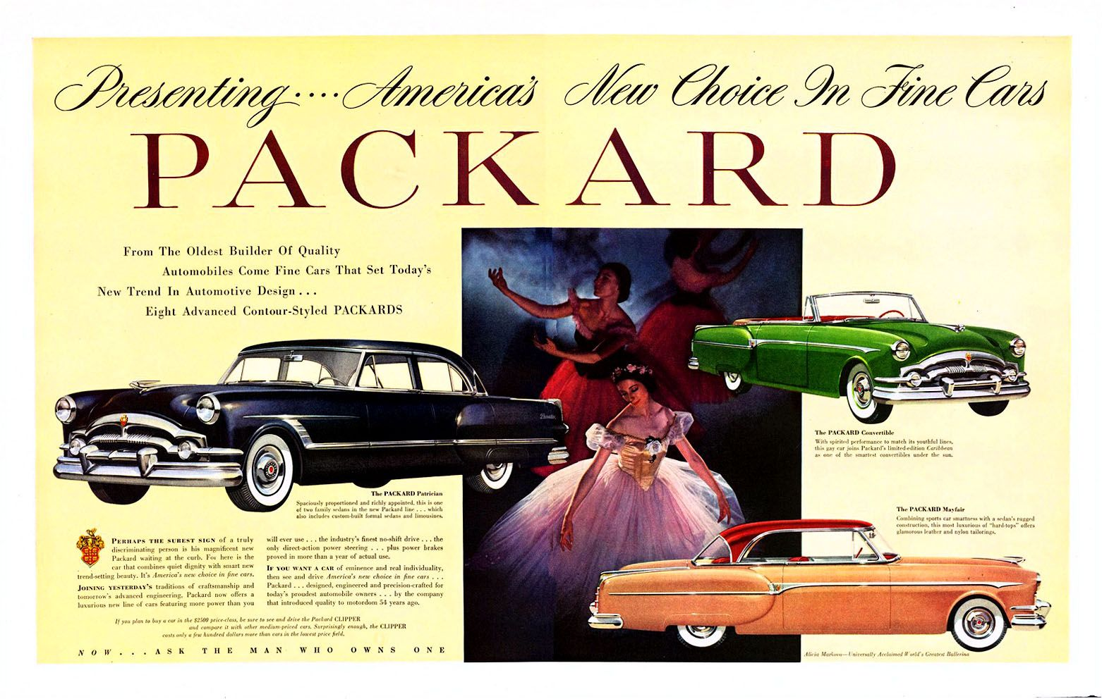 1953 packard brochure packard packard cars car ads 1953 packard brochure packard