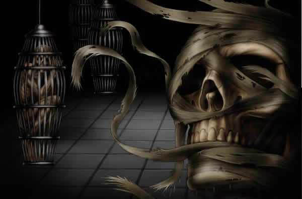 Mummy New Scary Wallpapers 35 Dark Horror Hd Backgrounds