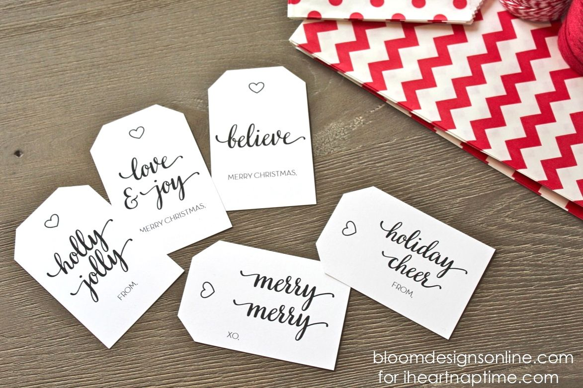 Christmas gift tags by bloom designs online on iheartnaptime christmas gift tags by bloom designs online on iheartnaptime free printables gift tags negle Images