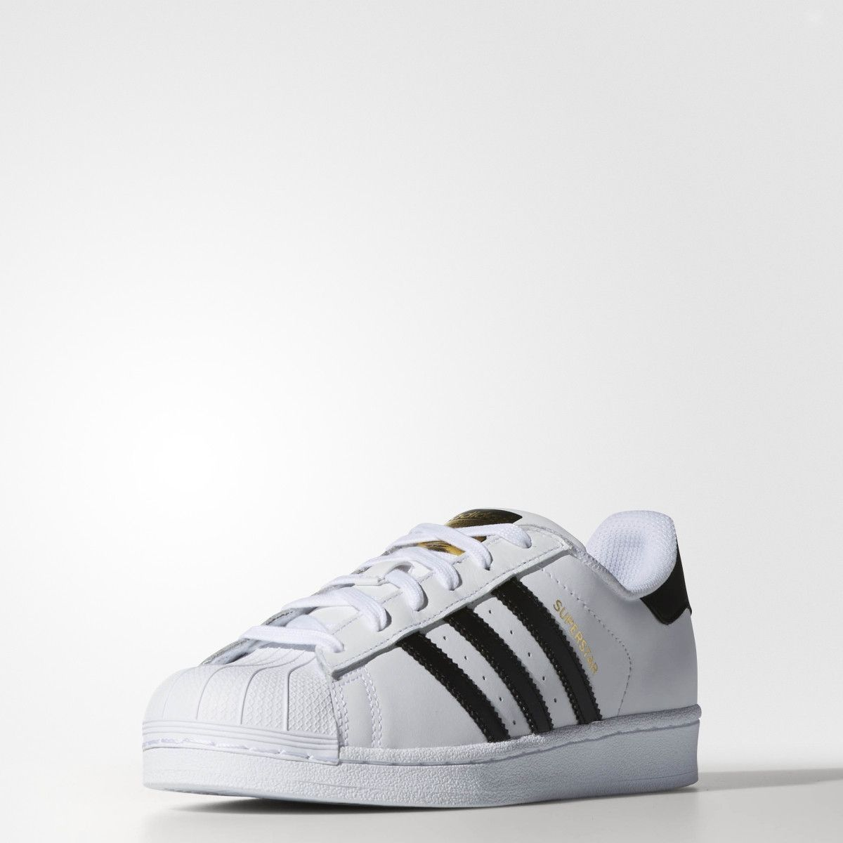 Laid-back and oh-so comfortable, the Women's adidas Superstar Casual Shoes  have