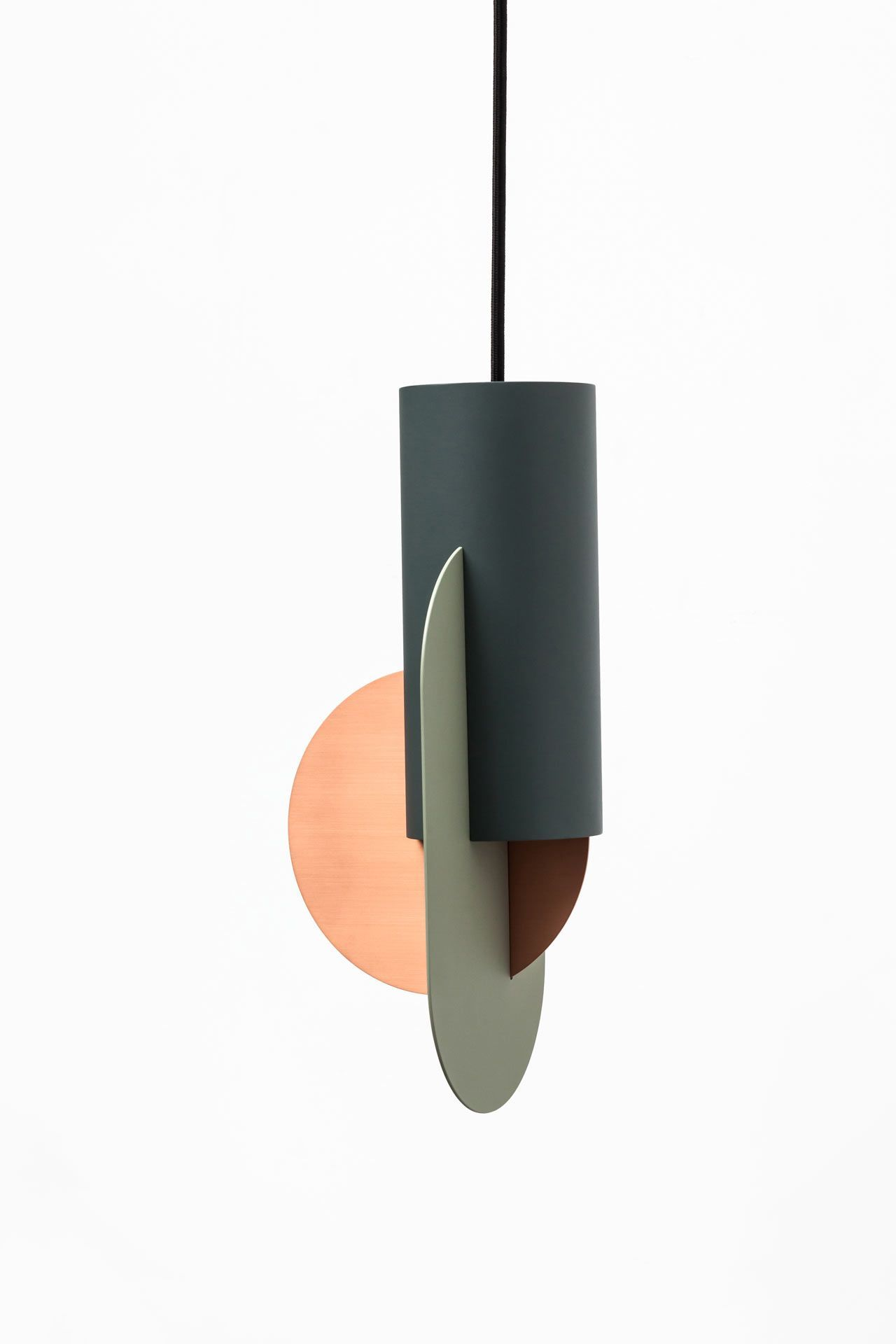 Contemporary lighting fixtures suprematic lighting and vase collection by noom contemporarylighting fixtures